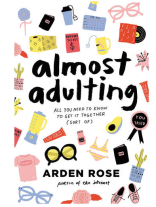 """Almost Adulting"" - Amazon, $13"